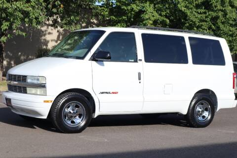 2002 Chevrolet Astro for sale at Beaverton Auto Wholesale LLC in Aloha OR
