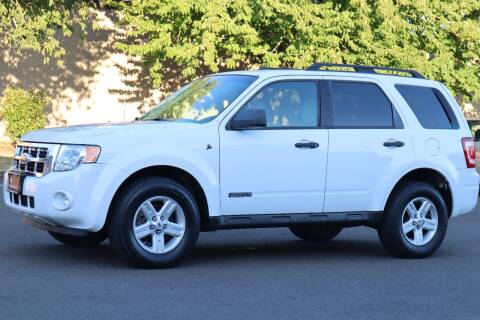 2008 Ford Escape Hybrid for sale at Beaverton Auto Wholesale LLC in Aloha OR