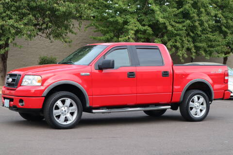 2006 Ford F-150 for sale at Beaverton Auto Wholesale LLC in Aloha OR