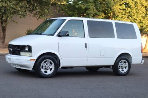 2004 Chevrolet Astro for sale at Beaverton Auto Wholesale LLC in Aloha OR