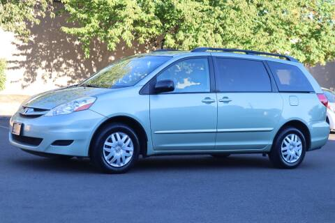 2008 Toyota Sienna for sale at Beaverton Auto Wholesale LLC in Aloha OR