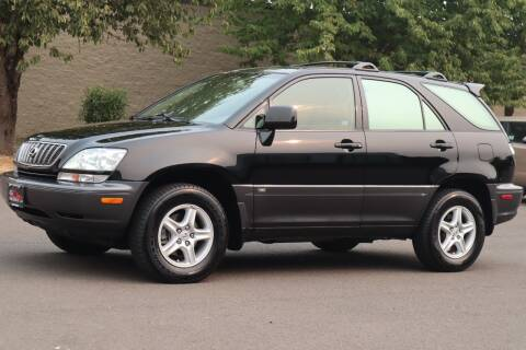2002 Lexus RX 300 for sale at Beaverton Auto Wholesale LLC in Aloha OR