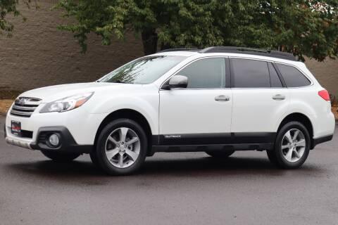 2013 Subaru Outback for sale at Beaverton Auto Wholesale LLC in Aloha OR