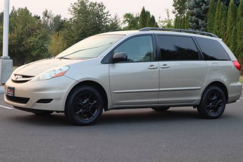 2006 Toyota Sienna for sale at Beaverton Auto Wholesale LLC in Aloha OR