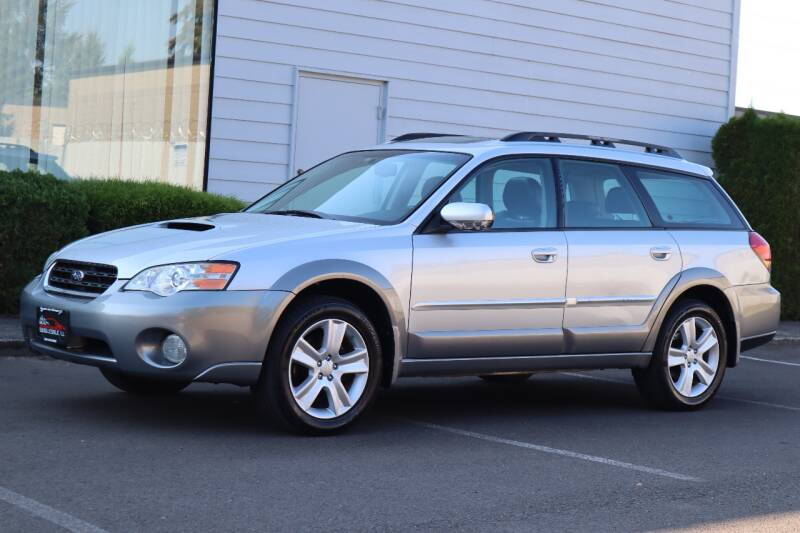2007 Subaru Outback for sale at Beaverton Auto Wholesale LLC in Aloha OR