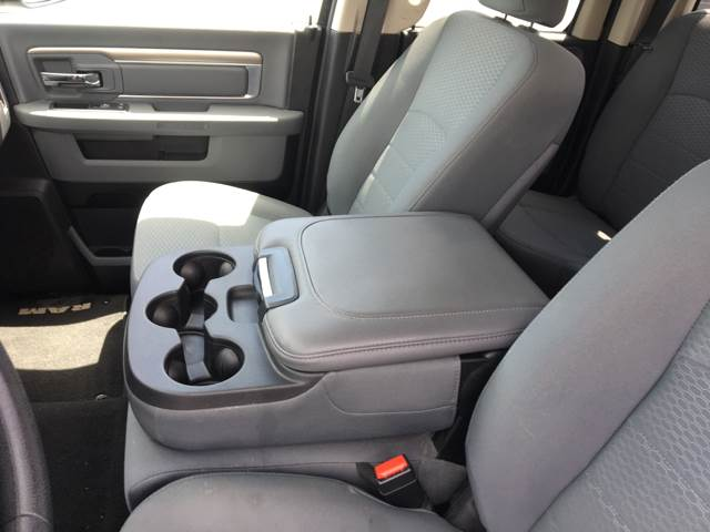 2017 RAM Ram Pickup 1500 4x2 SLT 4dr Quad Cab 6.3 ft. SB Pickup - Lilburn GA