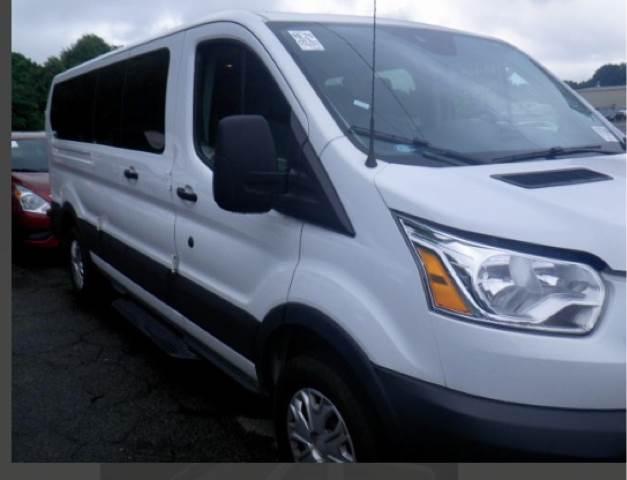 2016 Ford Transit Wagon 350 XLT 3dr LWB Low Roof Passenger Van w/60/40 Passenger Side Doors - Lilburn GA