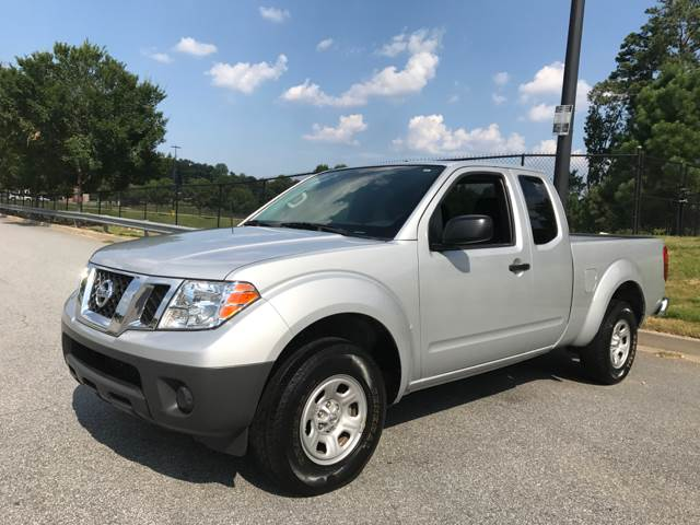 2016 Nissan Frontier 4x2 S 4dr King Cab 6.1 ft. SB Pickup 5A - Lilburn GA