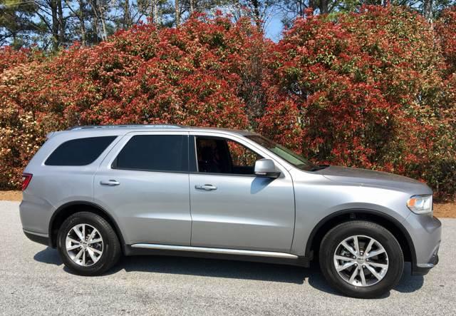 2016 Dodge Durango Limited 4dr SUV - Lilburn GA