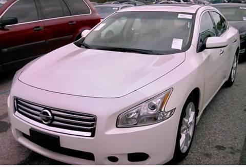 2013 Nissan Maxima for sale in Lilburn, GA