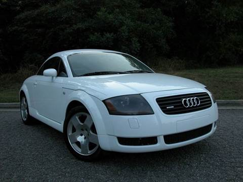 2002 Audi TT for sale at Premier Auto Trader in Alpharetta GA