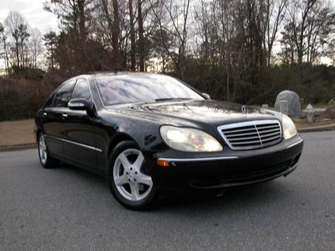 2005 Mercedes-Benz S-Class for sale at Premier Auto Trader in Alpharetta GA