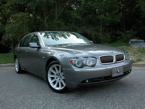 2004 BMW 7 Series for sale at Premier Auto Trader in Alpharetta GA