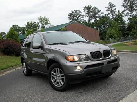 2006 BMW X5 for sale at Premier Auto Trader in Alpharetta GA