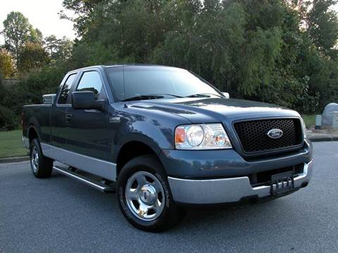 2005 Ford F-150 for sale at Premier Auto Trader in Alpharetta GA