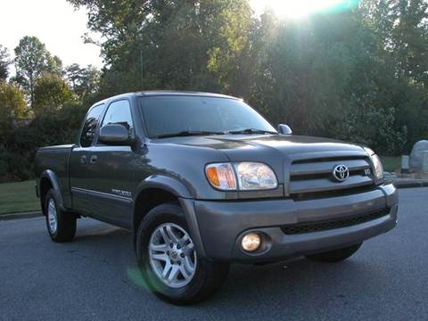 2003 Toyota Tundra for sale at Premier Auto Trader in Alpharetta GA