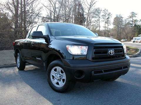 2011 Toyota Tundra for sale at Premier Auto Trader in Alpharetta GA