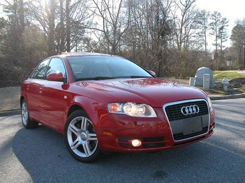 2006 Audi A4 for sale at Premier Auto Trader in Alpharetta GA
