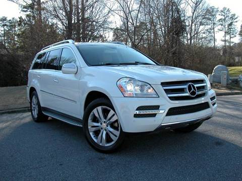 2010 Mercedes-Benz GL-Class for sale at Premier Auto Trader in Alpharetta GA