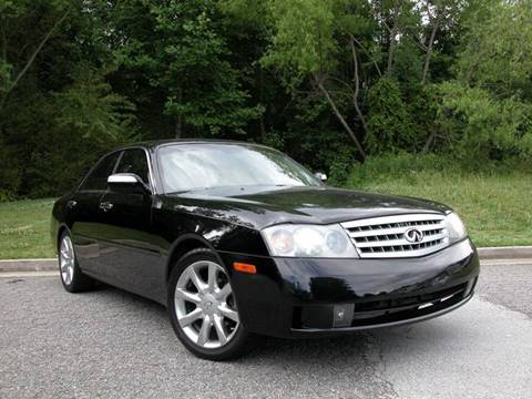 2003 Infiniti M45 for sale at Premier Auto Trader in Alpharetta GA