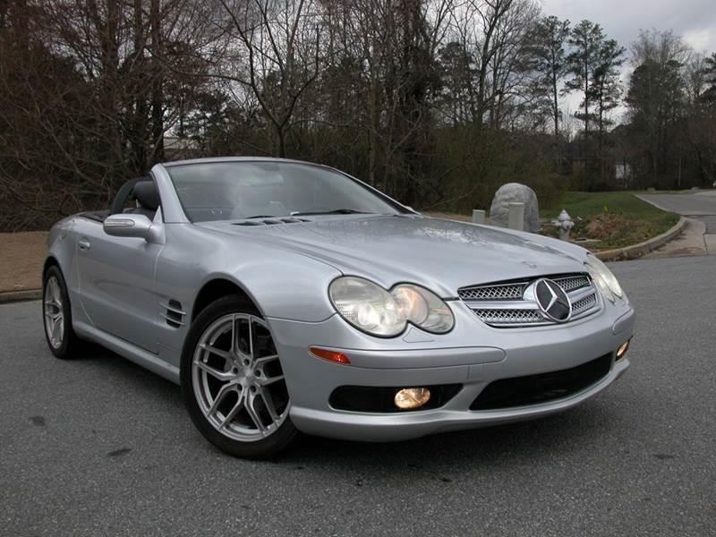 2006 Mercedes-Benz SL-Class for sale at Premier Auto Trader in Alpharetta GA