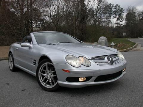2006 Mercedes-Benz SL-Class for sale at Premier Auto Trader in Alpharetta GA