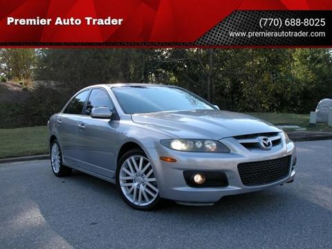 Mazdaspeed6 For Sale >> Mazda Mazdaspeed6 For Sale In Alpharetta Ga Premier Auto