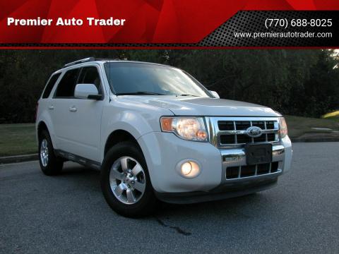 2011 Ford Escape for sale at Premier Auto Trader in Alpharetta GA