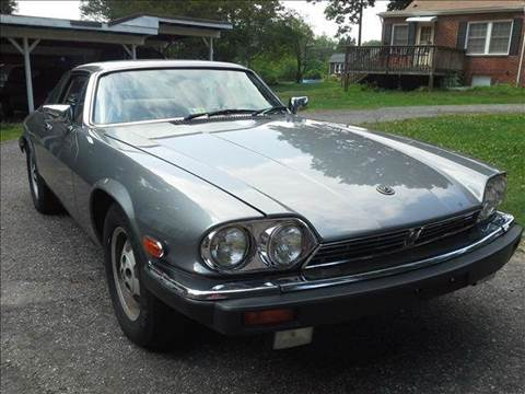 1987 Jaguar XJS for sale at Lister Motorsports in Troutman NC