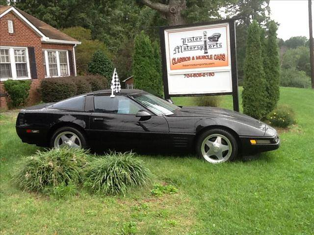 1994 Chevrolet Corvette for sale at Lister Motorsports in Troutman NC