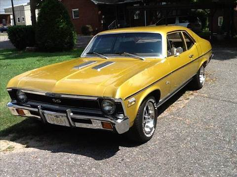 1971 Chevrolet Nova for sale at Lister Motorsports in Troutman NC