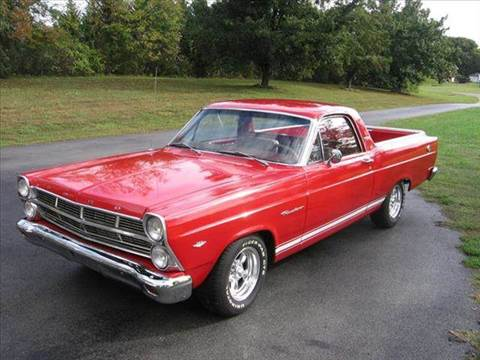 1966 Ford Ranchero for sale at Lister Motorsports in Troutman NC