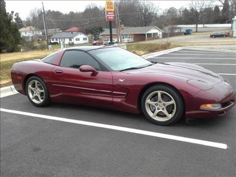2003 Chevrolet Corvette for sale at Lister Motorsports in Troutman NC