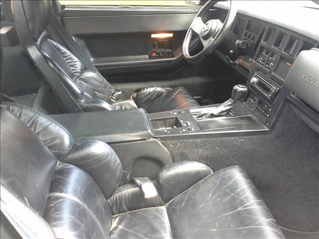1989 Chevrolet Corvette Base 2dr STD Hatchback - Troutman NC
