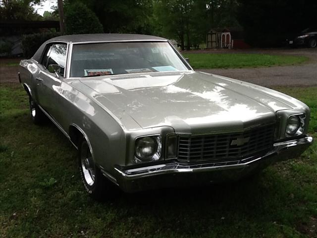 1972 Chevrolet Monte Carlo  - Troutman NC