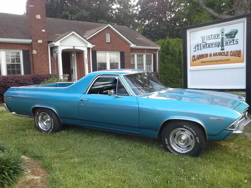 1969 Chevrolet El Camino for sale at Lister Motorsports in Troutman NC