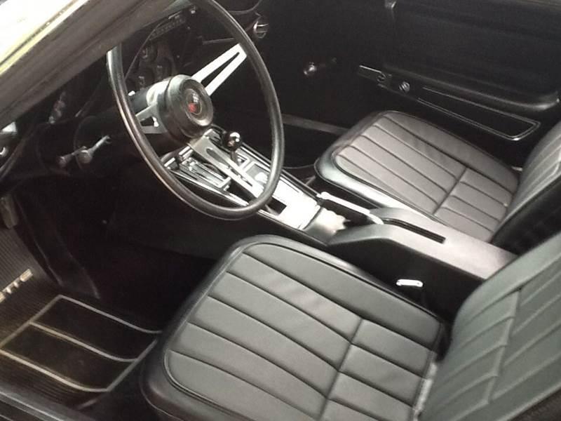 1973 Chevrolet Corvette T top coupe  - Troutman NC