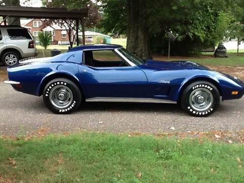 1973 Chevrolet Corvette for sale at Lister Motorsports in Troutman NC