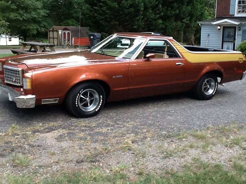 1979 Ford Ranchero for sale at Lister Motorsports in Troutman NC