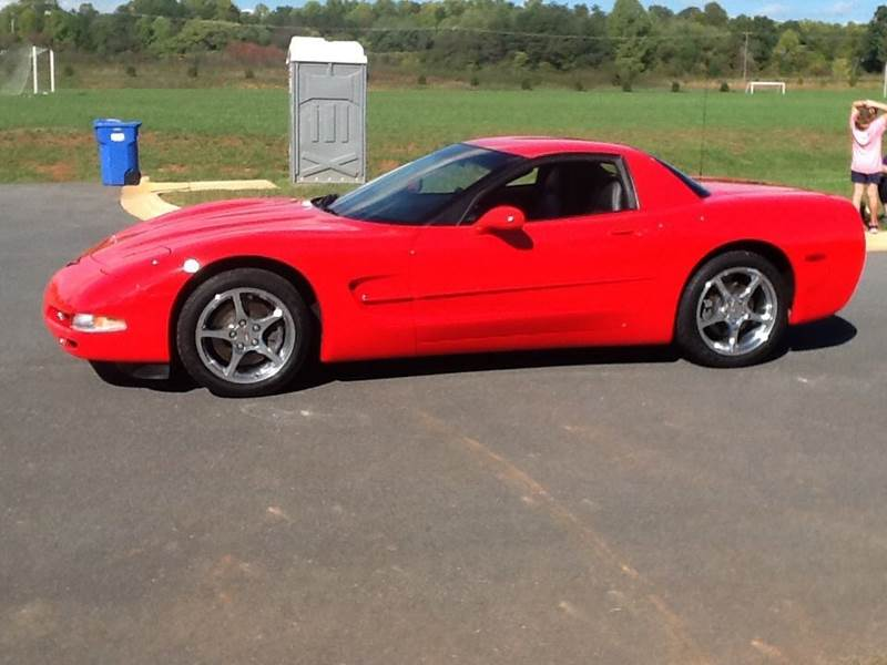 2000 Chevrolet Corvette for sale at Lister Motorsports in Troutman NC