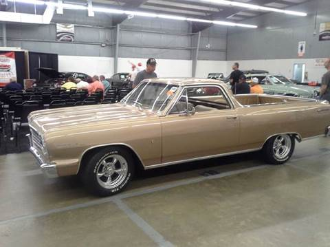 1964 Chevrolet El Camino for sale at Lister Motorsports in Troutman NC