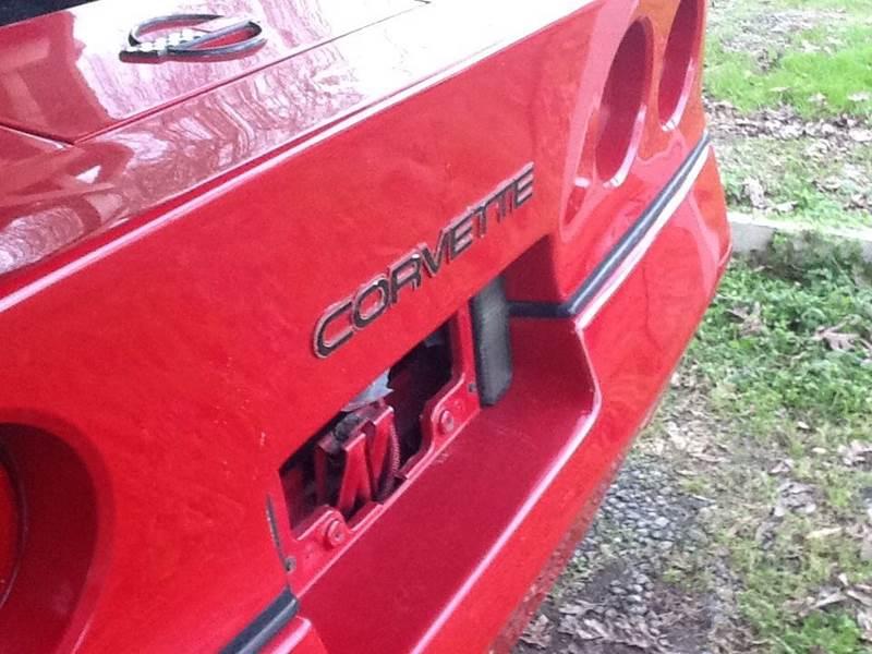 1986 Chevrolet Corvette 2dr Hatchback - Troutman NC
