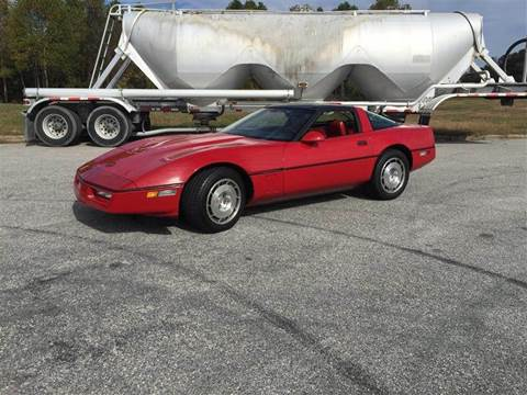 1986 Chevrolet Corvette for sale at Lister Motorsports in Troutman NC