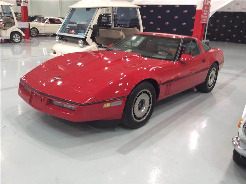 1984 Chevrolet Corvette for sale at Lister Motorsports in Troutman NC
