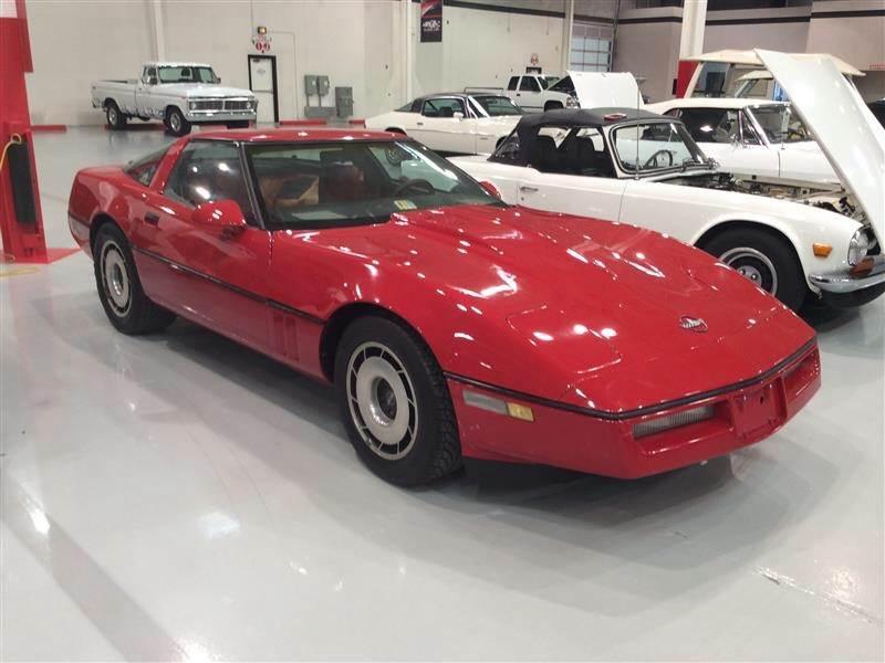 1984 Chevrolet Corvette Base 2dr Hatchback - Troutman NC