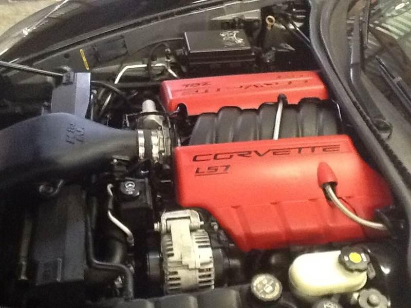 2008 Chevrolet Corvette Z06 2dr Coupe - Troutman NC