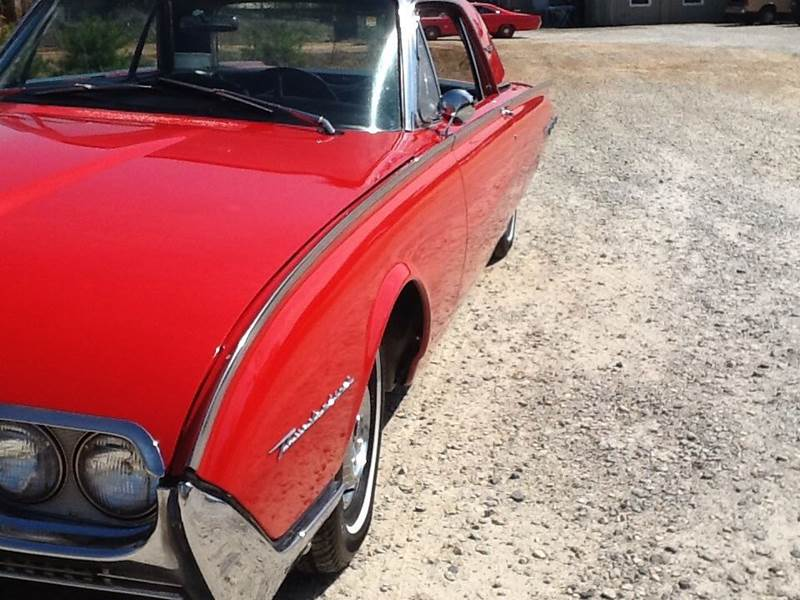 1962 Ford Thunderbird  - Troutman NC