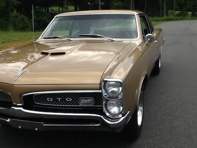 1967 Pontiac GTO  - Troutman NC