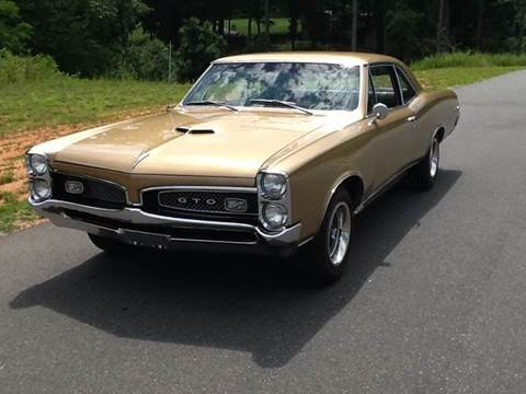1967 Pontiac GTO for sale at Lister Motorsports in Troutman NC