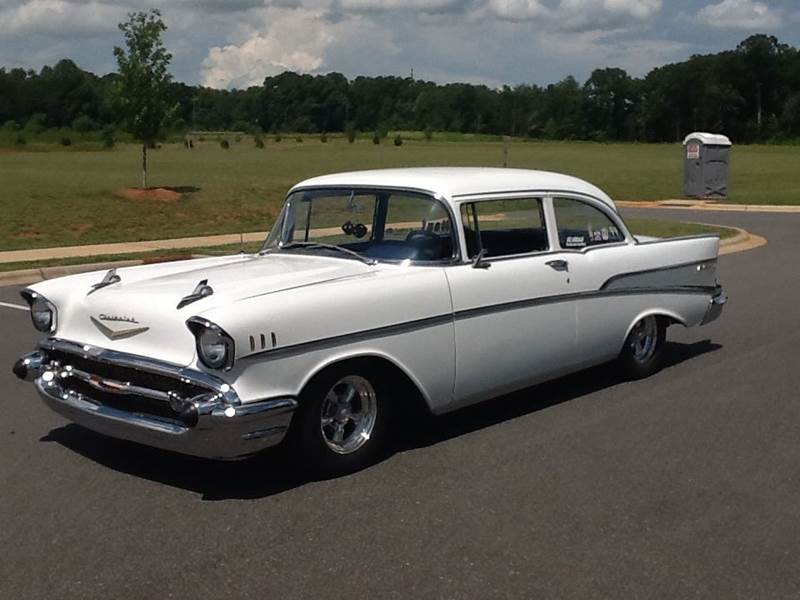 1957 Chevrolet 210 for sale at Lister Motorsports in Troutman NC